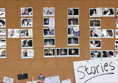 Hub Stories