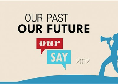 OurSay Our Past Our Future